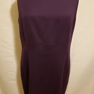 Pendleton Purple Sleeveless Dress